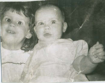 My mother (right) and her sister, Donna. (Photo via Tony and Angie Domico)